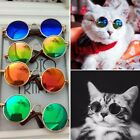 Внешний вид - Fashion Pet Dog Cat Goggles Mirrored Lens Sunglasses Eye Wear Glasses Protection