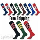 Внешний вид - TCK All sport Baseball Softball Pro Dugout Series Knee High Long Striped Socks