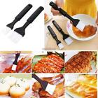 New Kitchen Baking Tools Grill Brush Long Handle Anti-High Temperature WST