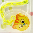 Cartoon Animal Anti Lost Baby Pacifier Chain Clip Dummy Soother Nipple Holder