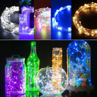LED String Fairy Lights Wedding Party Spring Battery Decoration RGB 2,3 & 5M