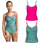 Trespass Darcie Womens Tankini Top Ladies Summer Swimwear