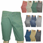 Hero Herren Denim Bermuda Stretch Jeans Hose Short Outdoorjeans