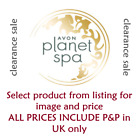 Avon Planet Spa various clearance LOW PRICES  ***FREE P&P***