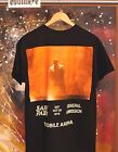 KANYE WEST SAINT PABLO TOUR MERCH WOLVES LAS VEGAS SHIRT YEEZY YEEZUS SUPREME M image