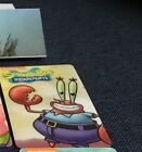 Spongebob Coin Pusher Dave Busters ALL CARDS Gary Krabs Sandy Patrick FREE SHIP