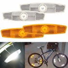 1Pair Warning Lights Wheel Reflective Mountain Bike Bicycle Spoke Reflector Cool