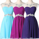 Ball Dress Evening Prom Semi Formal Party Wedding Bridesmaid