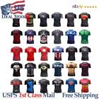 tee 3d - Superhero Superman 3D Marvel Avengers Panther Compression GYM T-shirt Fitness