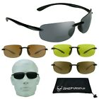 Motorcycle Sport BIFOCAL Polycarbonate Sunglasses Rimless Me