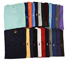 NEW Men Polo Ralph Lauren CREW Neck T Shirt Size S M L XL XXL - STANDARD FIT