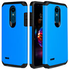 For LG K40 K30/Xpression Plus 2/Harmony 3 Case Shockproof Rugged TPU Phone Cover