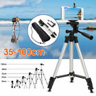 Professional Camera Tripod Stand Mount + Phone Holder for Cell Phone iPhone