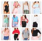 WHOLESALE Packs WOMEN Designer Brand CLOTHING Tops - NEW With Tags UK