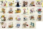 Mouseloft Mini Cross Stitch Kits  - Special Occasions Collection