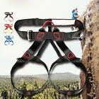 Safety Harness Seat Belts Sitting Bust Belts Rock Climbing Rappelling Equipment
