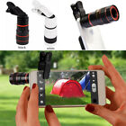 Best Hot Clip-on 8x Optical Zoom Telescope Camera Lens For Universal Smart Phone
