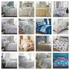 CLEARANCE - Dreams and Drapes Branded Duvet Quilt Cover Bed Sets - Many Designs