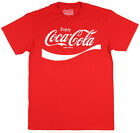 Coca Cola Classic Coke Men's Red T-shirt $9.99 USD on eBay