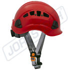 Tree Rock Safety Helmet, Construction Climbing Aerial Work Hard Hat JORESTECH