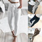 Women Skinny Long Trousers OL Casual Bow-knot  Fashion Slim Comfy Pants GB0