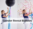 Latex Balloons Party Decorations Gender Reveal With Confetti
