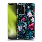 OFFICIAL RIZA PEKER FLOWERS HARD BACK CASE FOR HUAWEI PHONES 1
