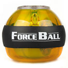 Wrist Power Force Ball Arm Exercise Gyroscope with LED Lighting & Seed Meter USA
