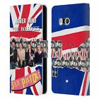 OFFICIAL SEX PISTOLS BAND ART LEATHER BOOK WALLET CASE COVER FOR HTC PHONES 1
