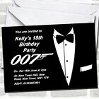 James Bond Themed Party Invitations $29.95 USD on eBay