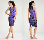 New KAREN MILLEN Floral BNWT £160 Evening Party Shift Bodycon Pencil Dress SALE