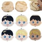 Внешний вид - Baby Infants Milk Teeth Wooden Tooth Storage Box Organizer Boy & Girl C