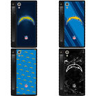 OFFICIAL NFL 2017/18 LOS ANGELES CHARGERS BLACK ARMOUR LITE CASE FOR SONY PHONES