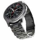 Replacement 22mm Samsung Gear S3 Strap HOCO Stainless Steel Link Watch Band
