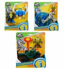 Fisher-Price Imaginext Jurassic World Basic Figure & Accessory From Movie NEW
