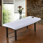 Beauty Massage SPA Bed Table Elastic Cotton Cover Sheets With Face Breath Hole