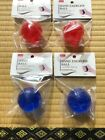 Hand GrippersHAND GRIP EXERCISE BALL Red Blue - Japan Import Grip strength rehab
