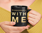 Prom Proposal Dance Invite Mug Wannagoball with Me Boy Wizard Quote