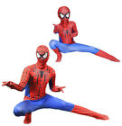 Cosplay Jumpsuit Amazing Spiderman Costume Party Tights Suit for Adult or Kids