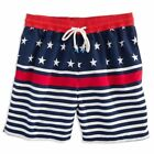 Southern Tide Mens Patriotic Swim Trunks
