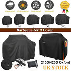 S M L BBQ Cover Heavy Duty Waterproof Rain Gas Barbeque Grill Garden Protector