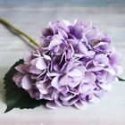 Bridal Wedding Party Bouquet Posy Silk Flowers Hydrangea Floral Home Decor US