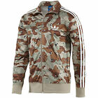 Adidas Originals Firebird bliss Camo White Track Jacket Track Top Camouflage