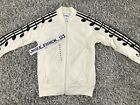 ADIDAS OBYO JEREMY SCOTT JS MUSICAL NOTES TRACKSUIT TOP JACKET SMALL S SUPERBOWL
