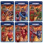 Super7 He-Man Masters Of The Universe He-Man ReAction Action Figures Wave 3