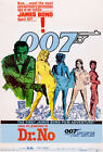 Dr. No - James Bond - 1962 - Movie Poster $21.99 USD on eBay
