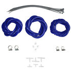 Universal Samco Sport Vacuum Hose Engine Bay Blue Or Red Silicone Breather Kit