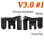 V6.0 L1R1 Mobile Game Trigger Fire Button Handle Grip Shooter Controller PUBG B1