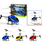 Mini Drone Flying Helicopter RC Infrared Induction Flashing Brighten Toys For Kids