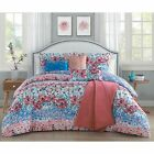 Avondale Manor Carla 7-piece Comforter Set with Bonus Throw